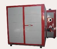 Elektrostatik Toz Boya Pişirme (kurutma) Fırınları