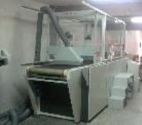 Otomatik Kağıt Floklama Makinası