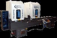 Servo Motorlu,PLC Kontrollü Tam Otomatik Çift Kafa Kesim Makinası H-110