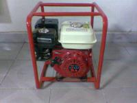 Benzinli Vibratör