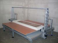 Yatay Cnc Söve ve Kartonpiyer Kesme Makinesi