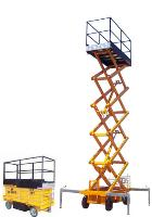 Scissor Lifting Platforms