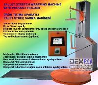 Palet Streç Sarma Makinesi