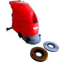 Zemin Temizleme Makinası Akülü B 3501