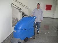Zemin Temizleme Makinası Elektrikli E 7501 - foto 4