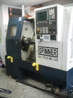 Spinner Cnc Torna Tezgahı