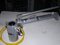 50 Ton Tek Tesirli Yay Geri Dönüşlü Hidrolik Kriko