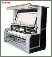 Tek Motorlu Kalite Kontrol Makinesi (kkm-04)