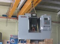 Sunmill Jhv - 710 ( Fanuc Oi Mate Md ) Cnc Dik İşleme Merkezi - foto 3
