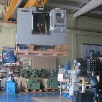 Sunmill Jhv - 710 ( Fanuc Oi Mate Md ) Cnc Dik İşleme Merkezi - foto 2