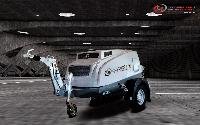 Mixman D4 3 Silindir 33,5 Kw �ap Makinesi