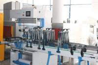 Otomatik Yandan Beslemeli Kulvarlı Shrink Ambalaj Makinesi