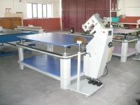 Mekanik Yatak Kenar Kapama Makinası