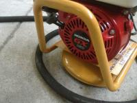 Benzin Motorlu Beton Vibrat�r� 5.5 Hp