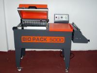 Kapaklı Shrink Makinesi Bıopack 5000 St