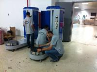 Havaalanı Otel Bagaj Paketleme Makinesi
