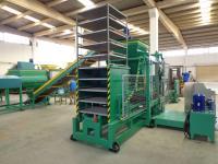 Sabm 816 Yarı Otomatik Beton Parke ve Bims Briket Üretim Makinaları