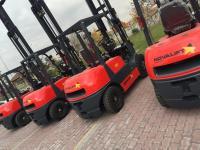 Novalıft 3 Ton Dizel Forklift Japon Isuzu Motorlu