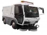 Yol Süpürme Aracı Sy 800