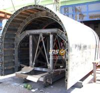 Tünel Kalıbı - Rayli Hidrolik Tünel Kalıbı