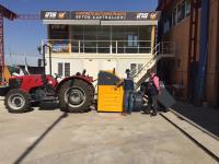 Traktörlü Şap Makinası - Tractors Screed Machine