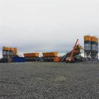 Mobile Concrete Batching Plant 120 M3 H - Mobil Beton Santrali