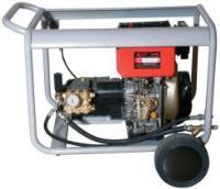 Sahra Tipi D200 Dizel Yüksek Basınçlı Yıkama Makinası