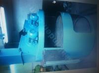 Döner Tablalı Kumlama Makinesi - foto