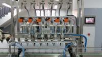6 Nozullu Tam Otomatik Yağ Dolum Makinası - foto 5