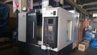 Dahlıh 800 Cnc Dik İşleme Merkezi