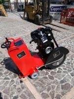 Derz ve Asfalt Kesme Makinası - foto
