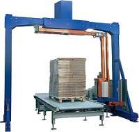 Sum Teknik Otomatik Streç Makinesi