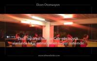 Cafe Tipi Isıtıcı