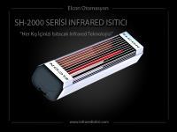 Açık Alan Infrared Isıtma Sistemleri