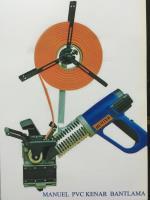 Manuel Pvc Kenar Bantlama Makinesi - foto