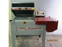 Manuel Kapaklı Tip L Kesim Shrink Ambalaj Paketleme Makinesi ( Pvc Polıolefın )