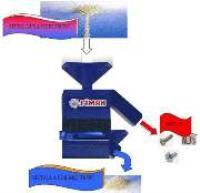 Metal Ayırma Sistemleri Makinaları