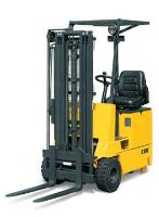 E 8 N - E 10 N Akülü Forkliftler